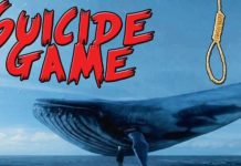 BAN OF SUCIDE GAME BLUE WHEALE
