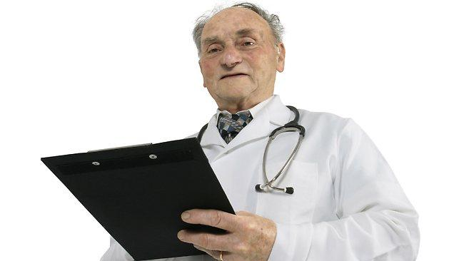 Doctor will retire in 65 years