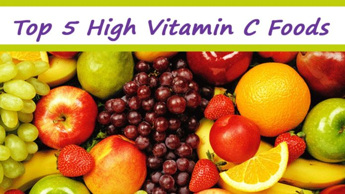 Vitamin C helpful in health
