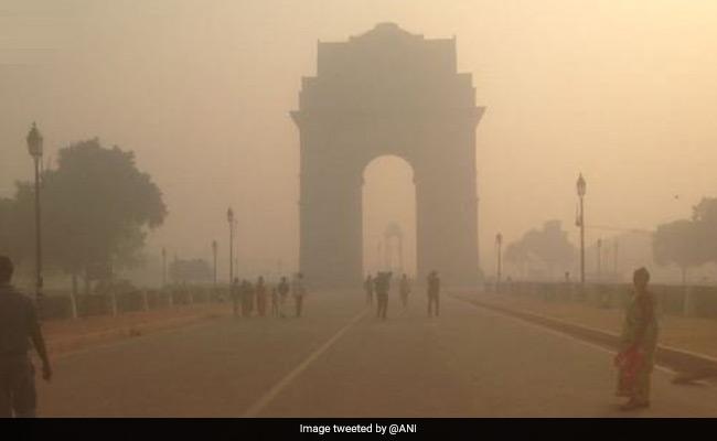 दिल्ली में टूटा वायु प्रदूषण का रिकॉर्ड