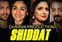फिल्म 'शिद्दत' में श्री देवी की जगह होगी डिंपल कपाडिया
