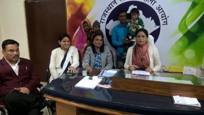 महिला आयोग की अच्छी पहल