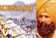 """सारागढ़ी-के _युद्ध पर आधारित है अक्षय की नई फिल्म """"केसरी"""""""